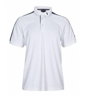 Peak Performance M Player Polo White tričko