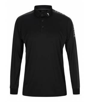Peak Performance Player Long Sleeved M Polo Black tričko