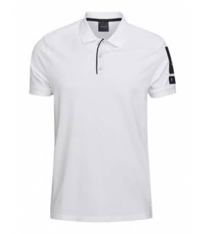 Peak Performance Tech Pique M White tričko