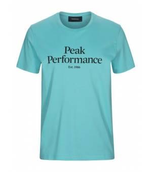 Peak Performance Original M Tee Tonic Sky tričko