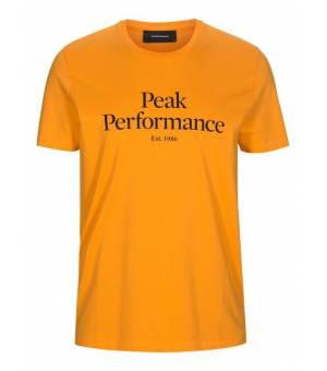 Peak Performance Original M Tee Explorange tričko