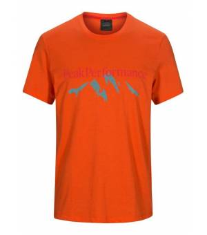Peak Performance M Explore Tee Aglow tričko