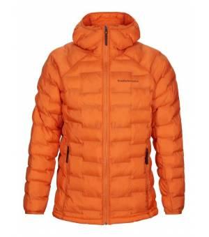 Peak Performance Argon M Hood Jacket Orange Altitude bunda
