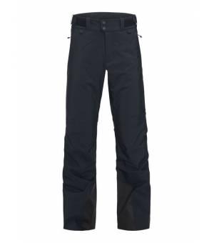 Peak Performance Maroon M Ski Pants Black nohavice