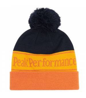 Peak Performance Pow Hat Čiapka Oranžová