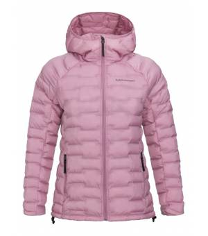 Peak Performance Argon W Light Hood Jacket Frosty Rose bunda