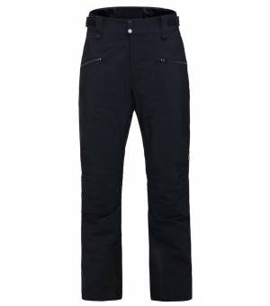 Peak Performance M Scoot Ski Pants Black Nohavice