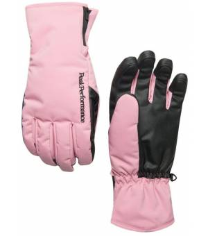 Peak Performance Unite Gloves Frosty Rose Rukavice Ružové
