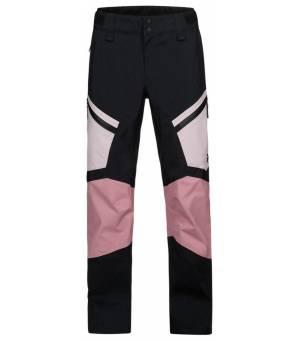 Peak Performance W Gravity Ski Pants Frosty Rose Nohavice