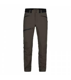 Peak Performance M Light Softshell V Pants Black Olive nohavice