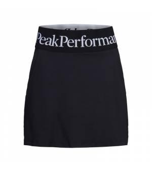 Peak Performance W Turf Skirt Black sukňa