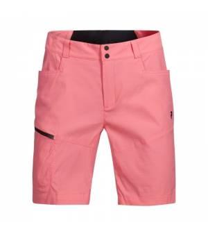 Peak Performance W Iconiq Long Shorts Alpine Flower šortky