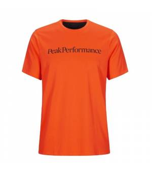 Peak Performance M Alum Light Short Sleeve Super Nova tričko