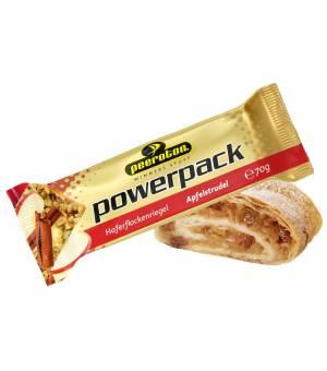 Peeroton Powerpack Bar ovsená tyčinka jablková štrúdľa 70g
