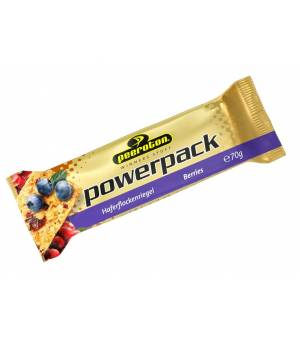 Peeroton Powerpack Bar ovsená tyčinka s ovocím 70g