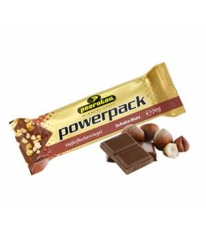 Peeroton Powerpack Bar ovsená tyčinka čokoláda+orechy 70g