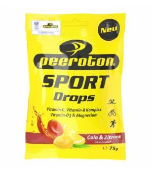 Peeroton SPORT gumové cukríky Cola Citrón 75g
