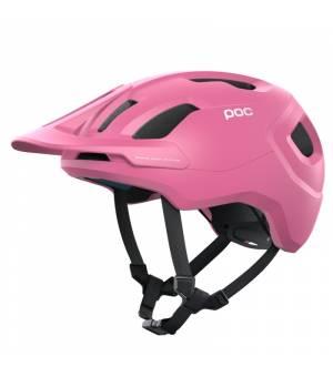 Poc Axion Spin Actinium Pink Matt cykl. prilba
