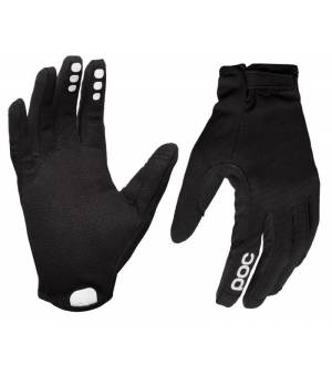POC Resistance Enduro ADJ Glove Uranium Black cykl. rukavice