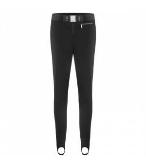 Poivre Blanc W Slim Softshell Ski Pants Black lyžiarske nohavice