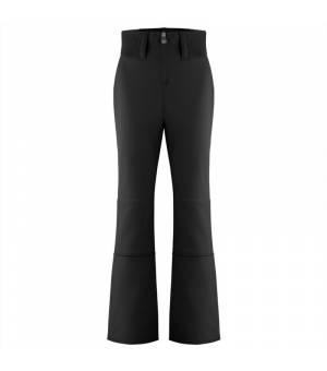 Poivre Blanc W Softshell Pants Black lyžiarske nohavice