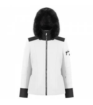 Poivre Blanc W Stretch Ski Jacket White lyžiarska bunda