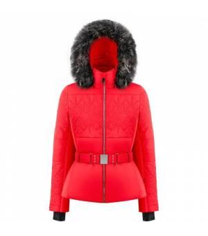Poivre Blanc W Ski Jacket Scarlet Red lyžiarska bunda