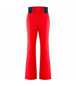 Poivre Blanc W Softshell Pants Scarlet Red lyžiarske nohavice
