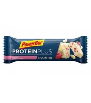 PowerBar Proteinplus L-Carnitine 35 g Tyčinka Malina