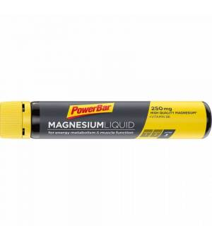 PowerBar Magnesium Ampulka 25 ml Citrón