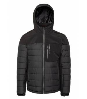 Protest Mount M Jacket True Black bunda