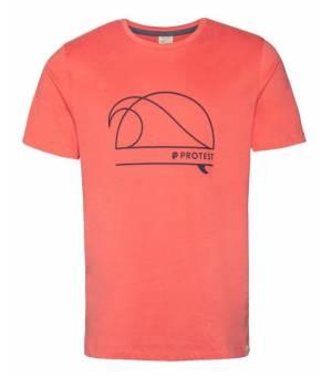 Protest TS Prindal Deep Coral tričko
