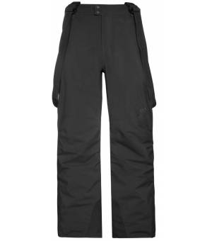 Protest Owens M Ski Pants True Black Nohavice