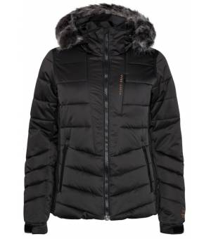 Protest Connie W Ski Jacket True Black Bunda