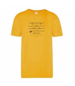 Protest Harwell T-Shirt M Melly yellow tričko