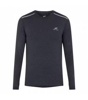 Pro Touch Aimo UX M T-Shirt LS Black tričko