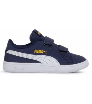 Puma Smash V2 Buck Jr. Peacoat