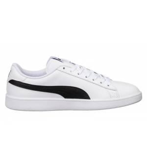 Puma Smash V2 L W White