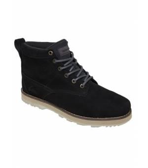 Gart Suede Lace-Up Winter M Boots obuv čierna