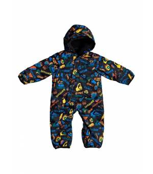 Quiksilver Baby Suit True Black Ski Fun overal