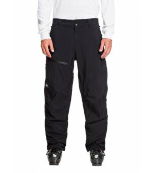 Quiksilver Forever 2L GORE-TEX Shell Snow Pants M Black lyžiarske nohavice
