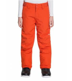 Quiksilver Boy Estate Snow Pants Boy Pureed Pumpkin lyžiarske nohavice