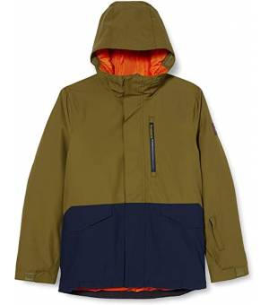 Quiksilver Mission Solid Snow Jr Bunda