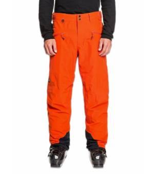 Quiksilver Boundry M SNPT Pureed Pumkin lyžiarske nohavice
