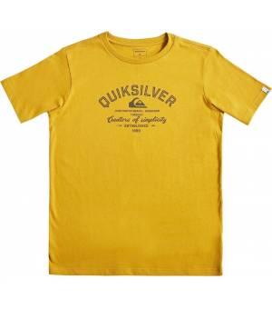 Quiksilver Creators Of Simplicity Youth Tee honey tričko
