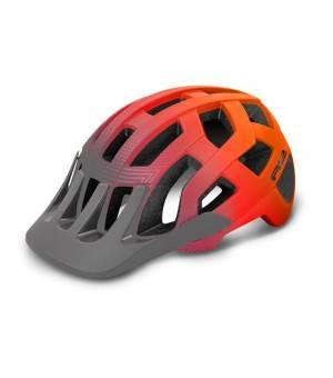 R2 Fargo Red/Grey cyklistická prilba 2020