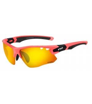 R2 Crown Orange/Pink/Black slnečné okuliare