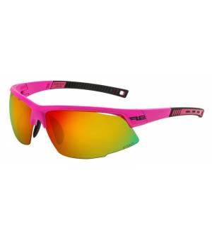 R2 Racer Pink/Black slnečné okuliare