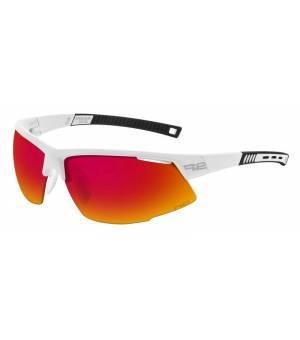 R2 Racer White/Black slnečné okuliare