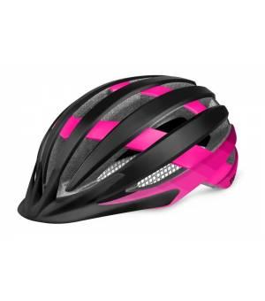 R2 Ventu cyklistická prilba Pink/Black 2021